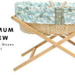 Real mum review- Bebelicious Moses Baskets
