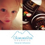 ChamonixRain Organics- luxury bubble bath