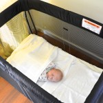 Road Testing the Baby Bjorn Travel Cot Light