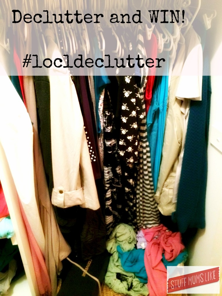 declutter cover