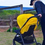 Road Test- Mamas & Papas Armadillo Stroller