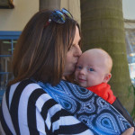 SlingThings baby carrier {plus you can WIN!}