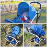 Road Test- The Britax Affinity Stroller