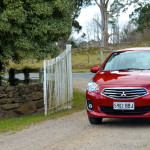 Road Test- The Mitsubishi Mirage