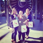 Out and About… at the Qantas Food Launch