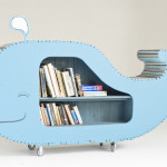 Imaginative Bookshelf Ideas for your Nursery or Playroom