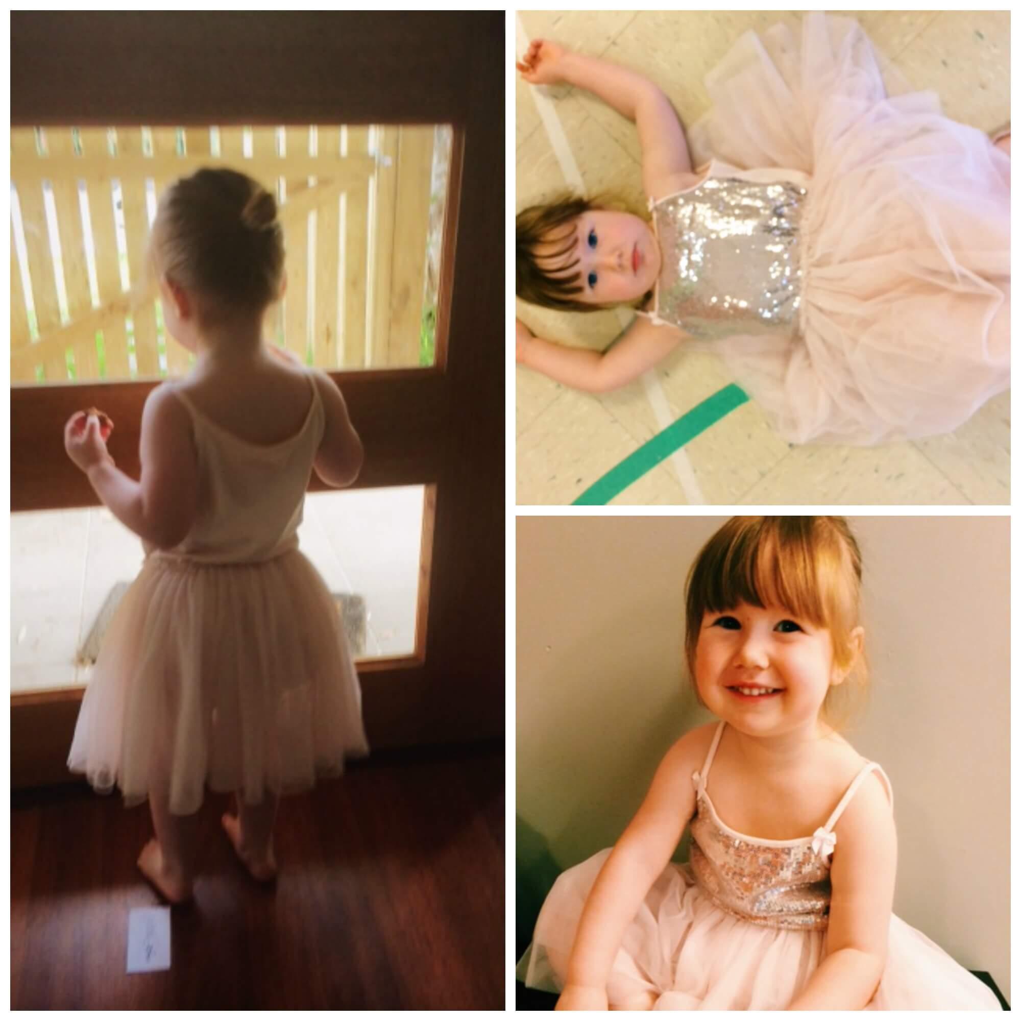 Colette Dinnigan Ballet
