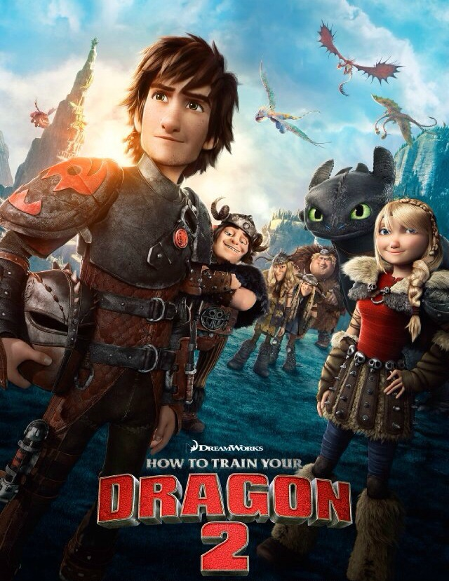 How to train your dragon 2 1
