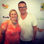 Out and About- at the Breville Boss Launch