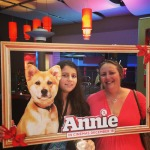 Out and About- at the ANNIE Preview Screening
