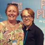 Out and About- at the Paper Planes premiere