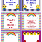 Back to School- Lunchbox Notes