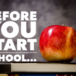 The 8 Things you Need to Do for Starting School