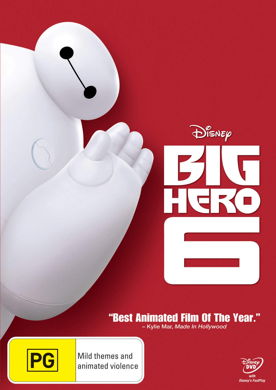 Big Hero 6 E23930 2D Packshot