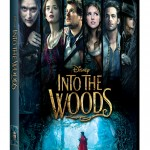 WIN one of 5 DVDs of Into The Woods