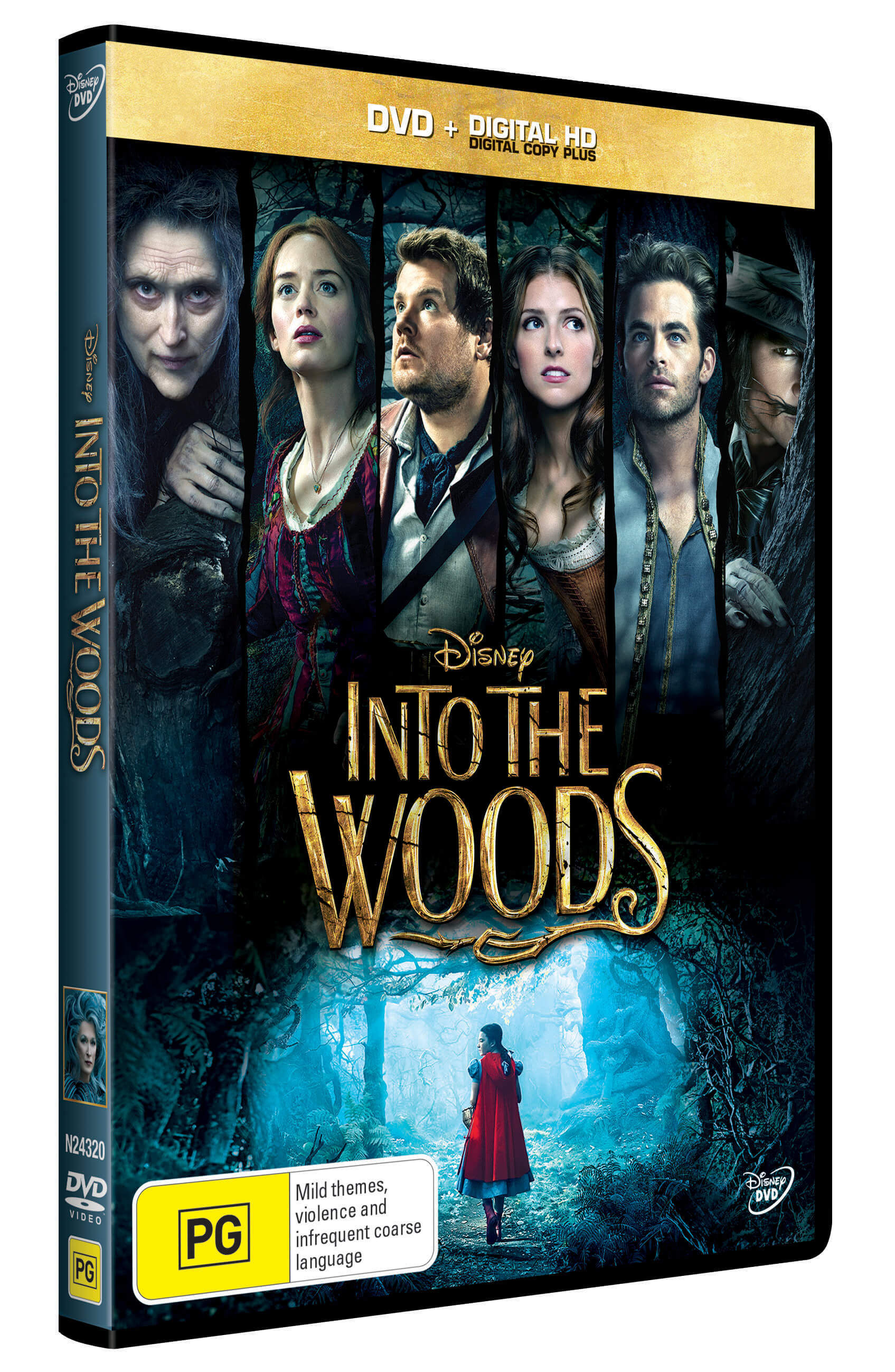 Into The Woods N24320 3D Packshot