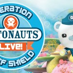 WIN- Tickets to Octonauts Live! Operation Reef Shield