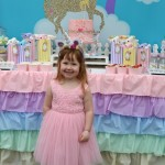 Tully's Rainbow Unicorn Birthday Party