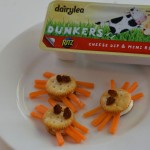 Snack time #MUMMYHACKS with DAIRYLEA