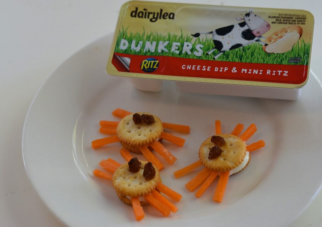 Direly cheese/ toddler snack ideas