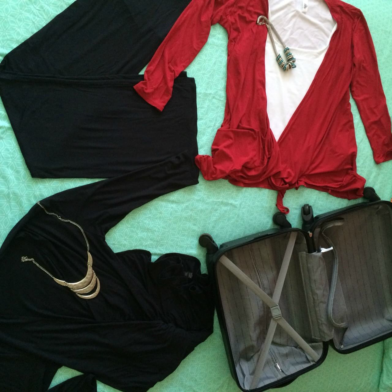 Intimo travel wardrobe
