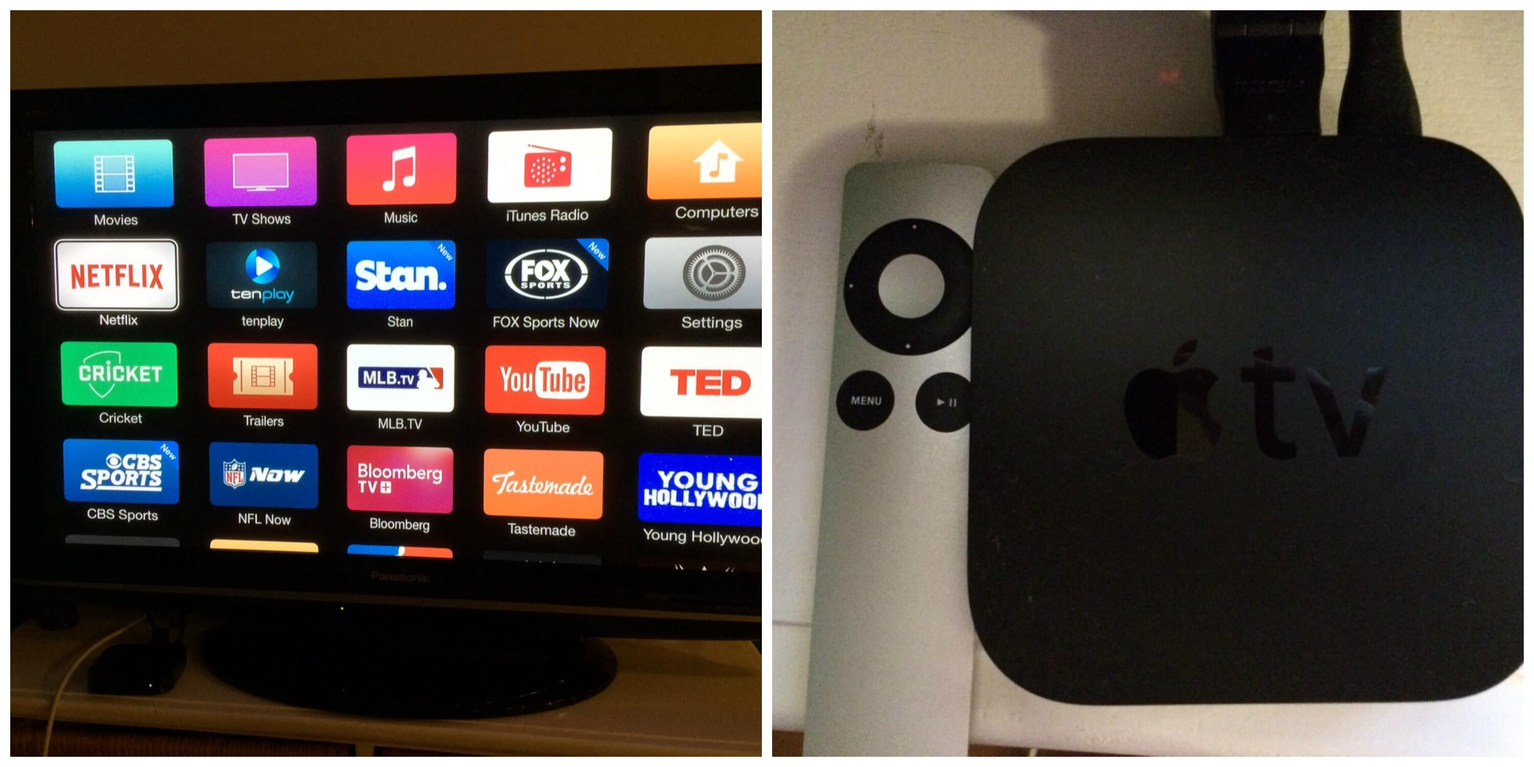 Stan TV Apple TV