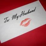 Dear Husband…