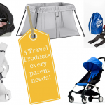 Tips, Tricks and Must Have Products for Travelling with Babies and Toddlers