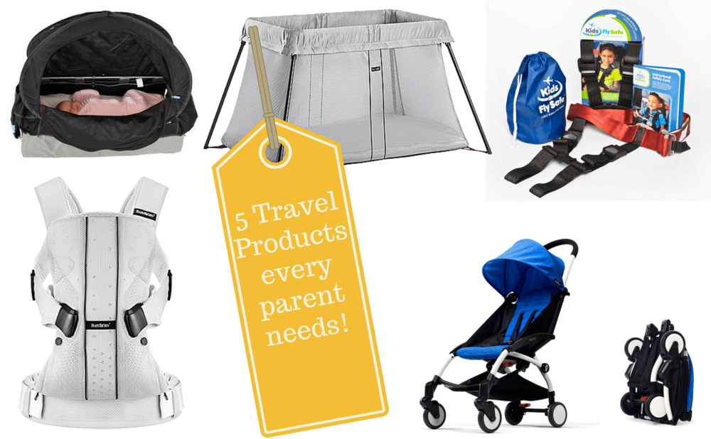 Travelling with babies