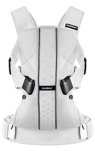 Baby-Carrier-One_White_Mesh