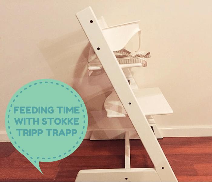 FEEDING TIMEWITH STOKKE TRIPP TRAPP