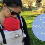 Roadtest: The Manduca baby carrier
