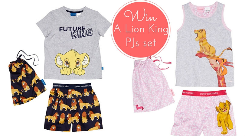 Peter Alexander Lion King