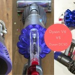 Dyson Review- DC50 Allergy vs V6 Absolute
