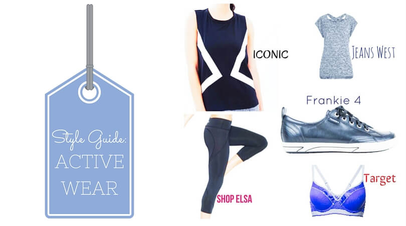 Style Guide Active Wear