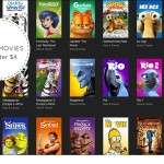Load up your iPad with kids' movies for under $4