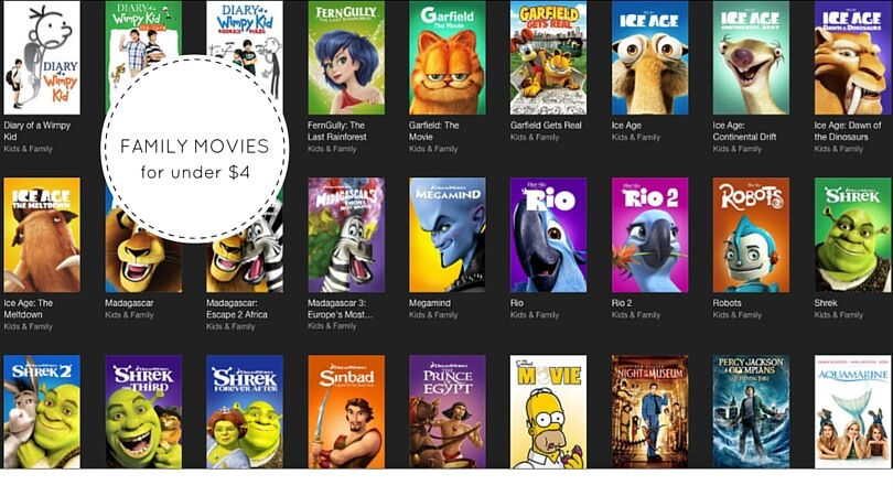 Load up your iPad with kids' movies for under $4 - Stuff Mums Like