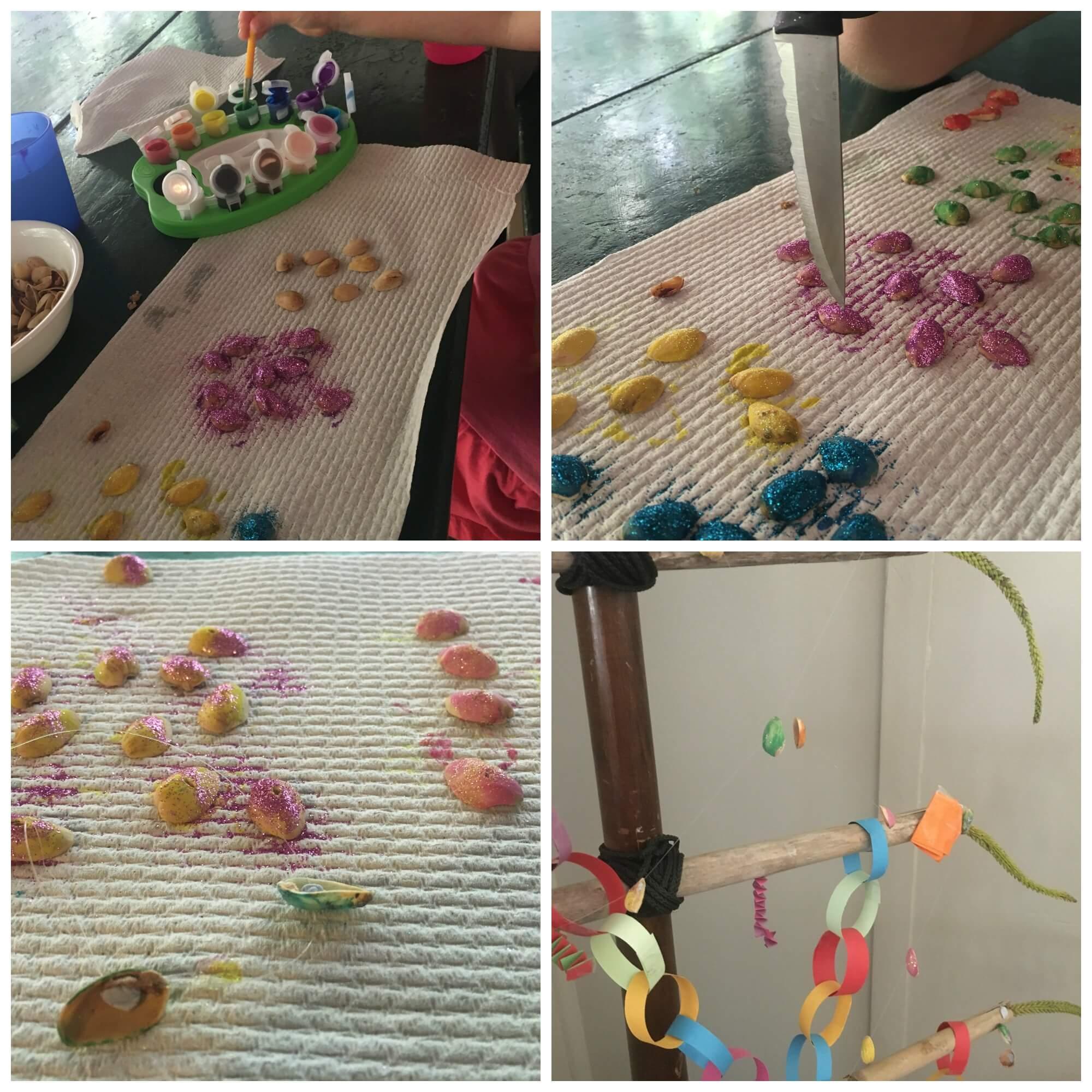 pistachio craft