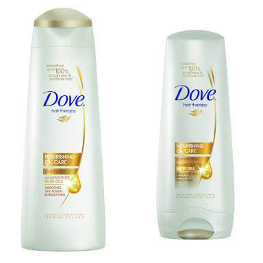 Dove Hair Therapy- budget beauty finds