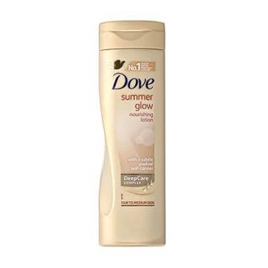 Dove Summer Glow budget beauty finds