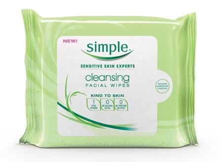 Simple wipes budget beauty finds