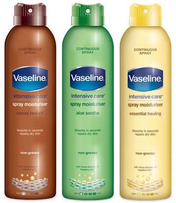 Vaseline budget beauty finds
