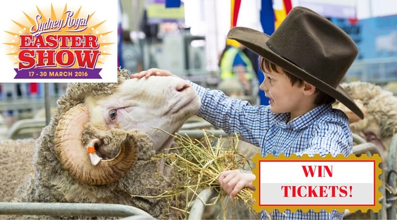 Royal Easter Show Tickets