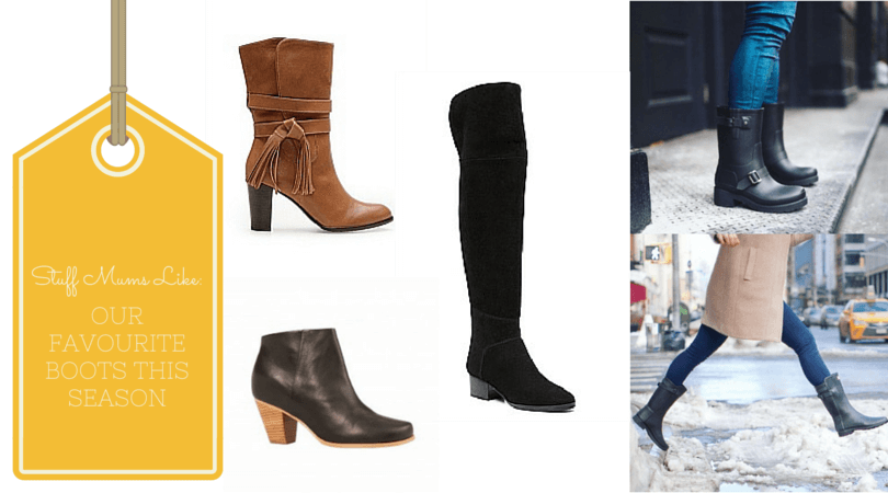 OUR FAVOURITE BOOTS