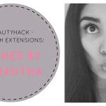 #BeautyHack Eyelash Extensions: Lashes By Samantha