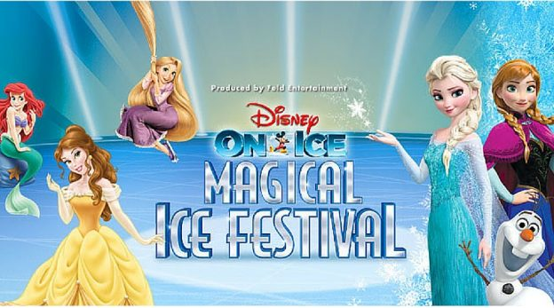Magical ice festival
