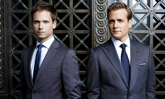 suits Olympics