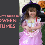 The Lazy Mum's Guide To: Kids Halloween Costumes