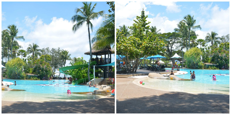 Shangri-La Rasa Ria Pool
