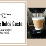 Stuff Mums Like: Nescafe Dolce Gusto 'Stelia' Coffee Machine